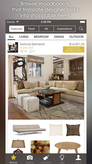 nousDECOR – Get that magazine look for your home.