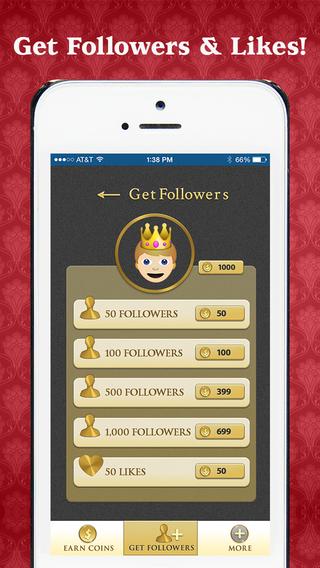 FollowKing - Get More Followers