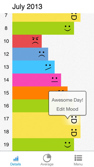 Daily Mood - Journal Diary Gratitude Notes