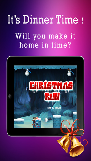 Christmas Dinner - Run Home