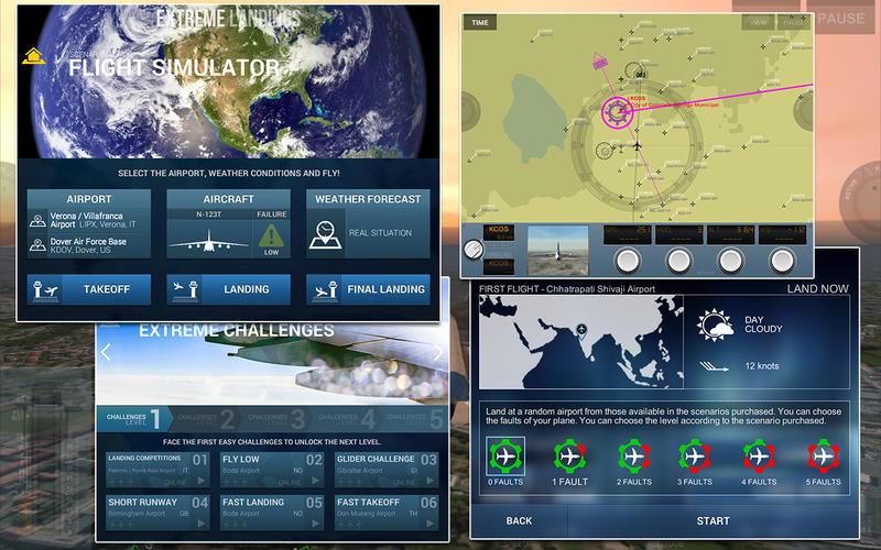 Extreme Landings Screenshot - 3