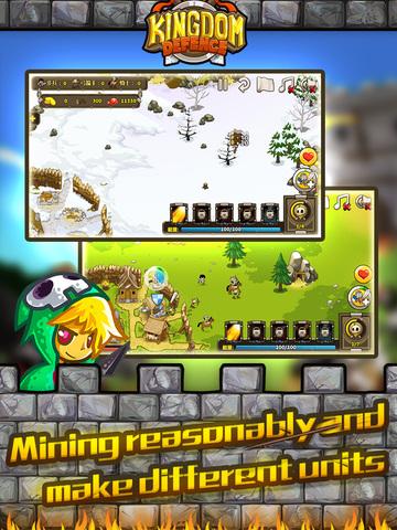 Kingdom Defence screenshot 7