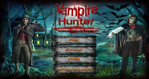 Vampire Hunter - Free Hidden Object Games