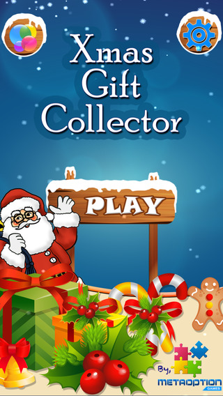 Xmas Gift Collector - The Winter Adventure