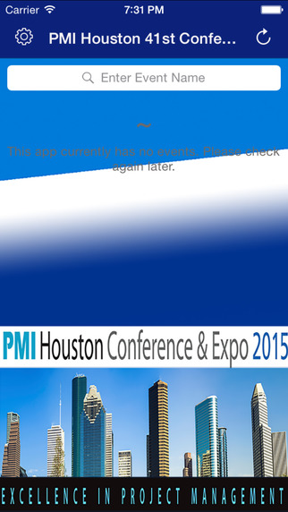 Project Management Institute Houston 41st Conferen