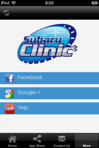 Subaru Clinic screenshot 1
