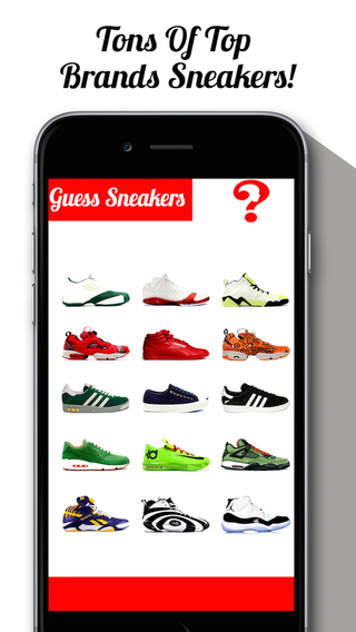 A Sneaker Quiz Kicks Fashion - Guess New Sneakers Athletic Shoes Top Brands footwear