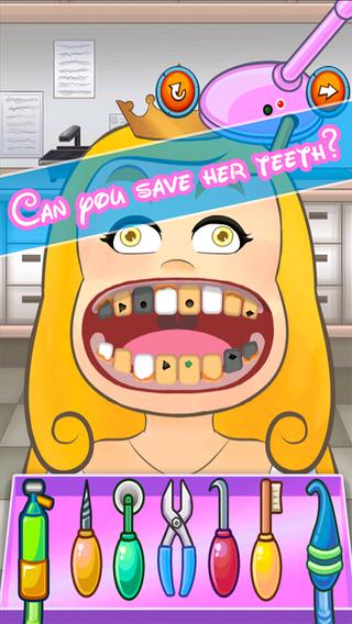 Little Princess - Crazy Dentist Office