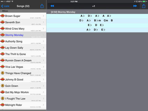 BlueBand iPad Screenshot 4