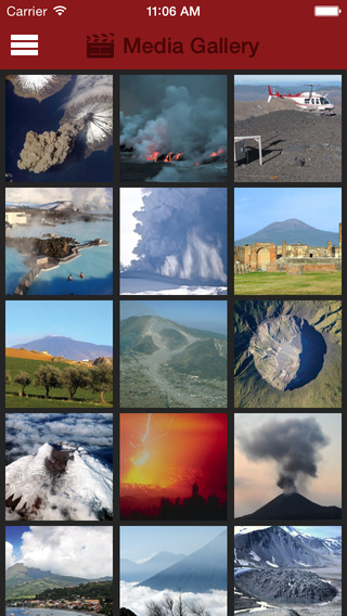 Britannica Kids: Volcanoes iPhone Screenshot 2