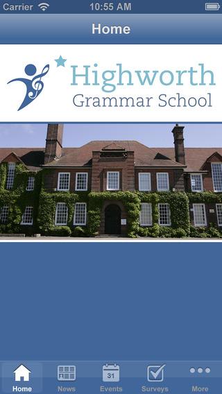 Highworth Grammar School