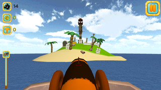 Image of Pirate Island Attack 3D for iPhone