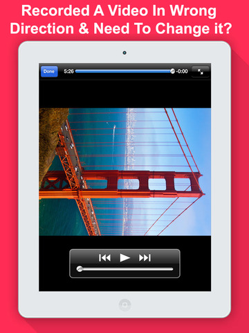 Video Rotate & Flip HD Screenshots