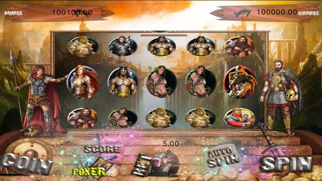 Slots of Heroes