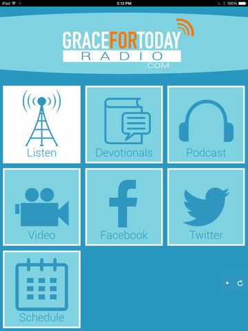Grace for Today Radio HD