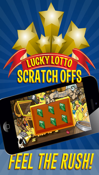 Lucky Lotto Scratch Offs Game