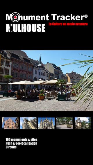 Mulhouse Monument Tracker