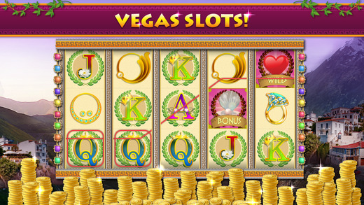 Hercules Slots - Themed Slot Rooms with New Payouts