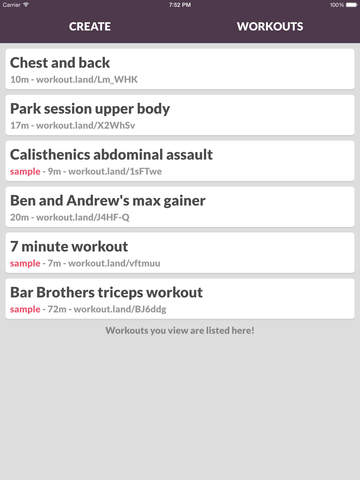 Fitness Trainer – Workout Land