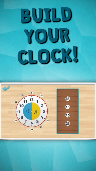 Curious Kid Clock - Play Time Lite