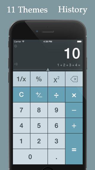 Calculator HD Pro - iPhone iPad