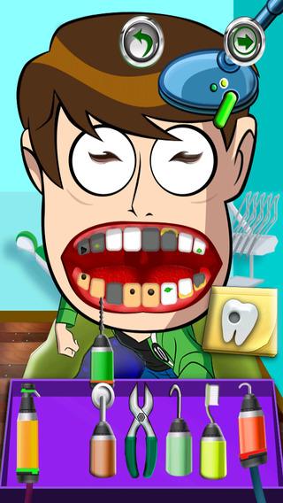 Dentist Doctor Game for Ben 10