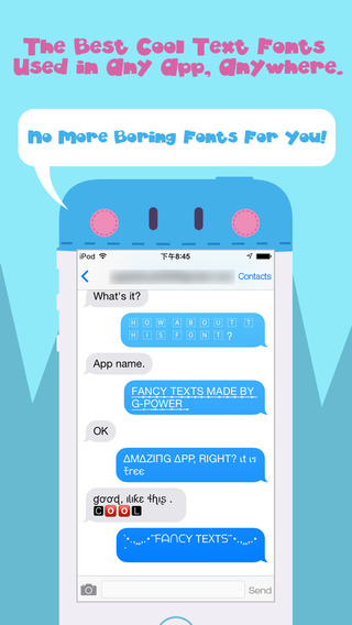 Symbol Font Keyboard - Cool Text Fonts Symbolizer and Better Funny Fantastic Keyboards Emoji Icons f