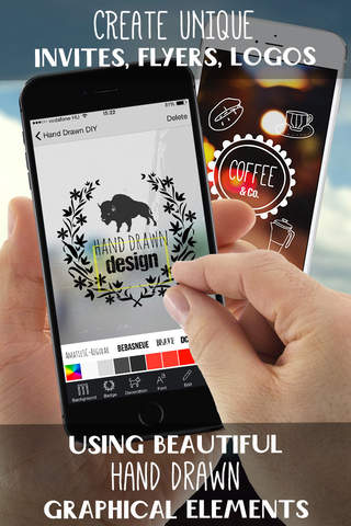 HD Logo Maker & Logo Design screenshot 1