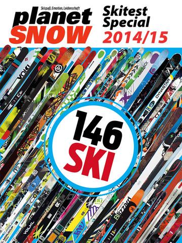 Ski-Test total – 146 Ski der Saison 2014 15 im Test