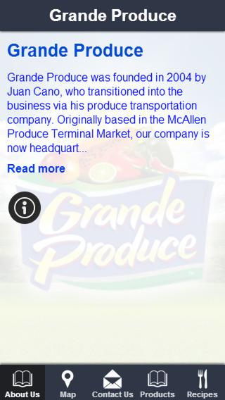 Grande Produce