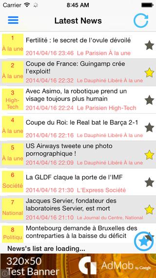 Français News
