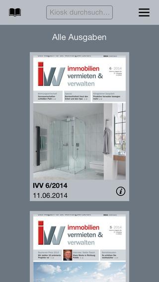 IVV Das Fachmagazin für die Wohnungswirtschaft
