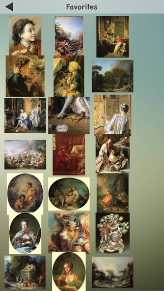 Francois Boucher Collection