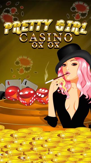 Pretty Girl Casino Slots: OX OX