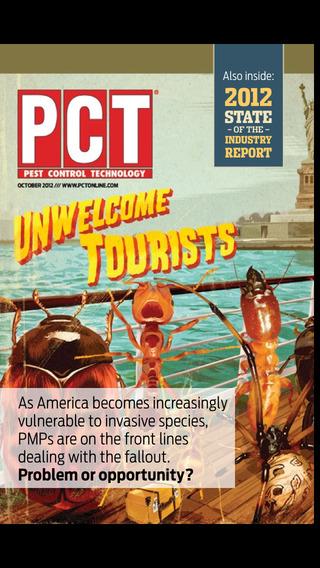 PCT - Pest Control Technology Magazine