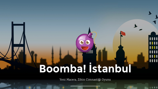 Boomba Istanbul – New Adventure Mental Training Puzzle Pop Game