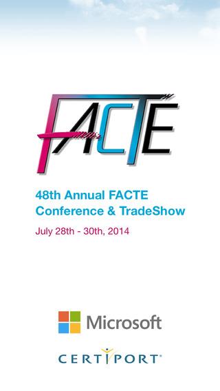 FACTE Conference App