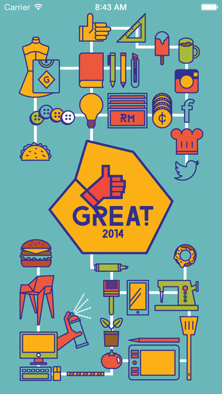 GREAT™ 2014 - Official App