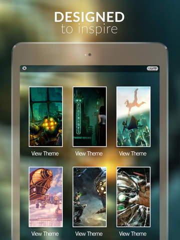 Video Games Wallpapers : HD Shooter Gallery Themes and Backgrounds For BioShock Edition|玩工具App免費|玩APPs
