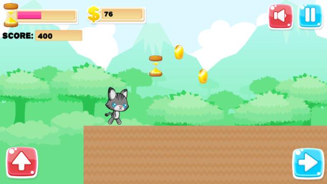 Kitty Cat Hello Run - Kitty Game for Kids