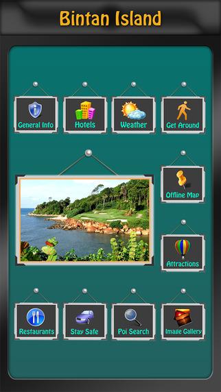Bintan Island Offline Travel Guide