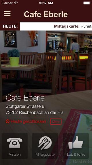 Cafe Eberle