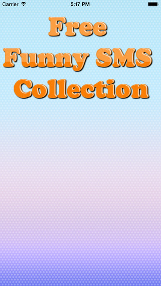 Funny SMS Collection