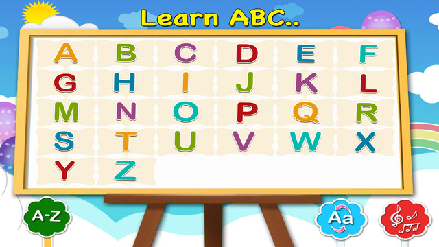 Learn Alpha ABC for iPhone iPad