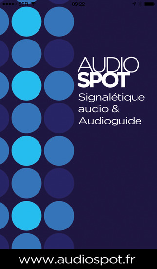 AudioSpot