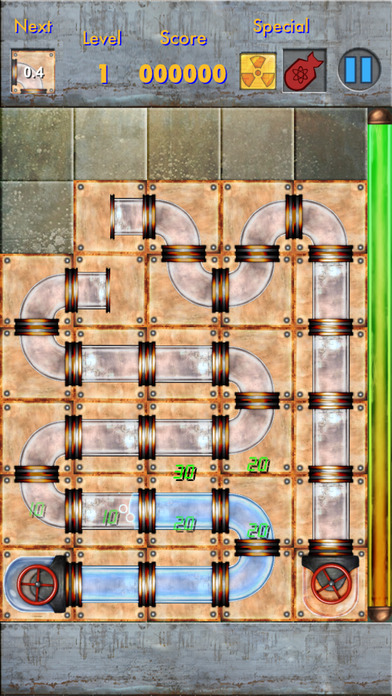 Pipe Drop iPhone Screenshot 1