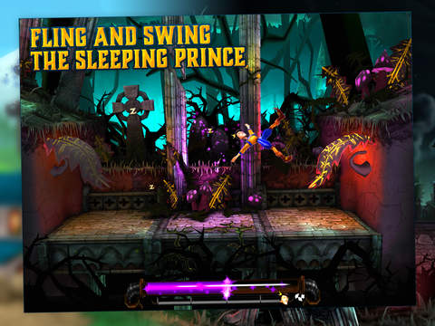 The Sleeping Prince: Royal Edition. Скрин 4