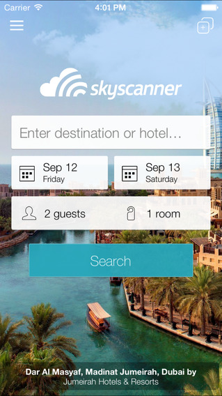 Skyscanner Hotels – Book Rooms Compare Prices and Search for Low Cost Accommodation Worldwide