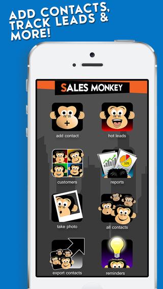 Sales Monkey App
