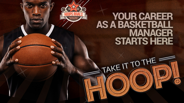 Hoops Rivals - Basketball Manager